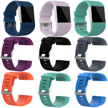 Smart Accessories For Fitbit Surge strap Band Replacement Sport Silicone bracelet Watch Band For Fitbit Surge Watch Strap Bands for fitbit ionic sport watches straps silicone strap watch band bracelet replacement for fitbit ionic smart watch wristband belt