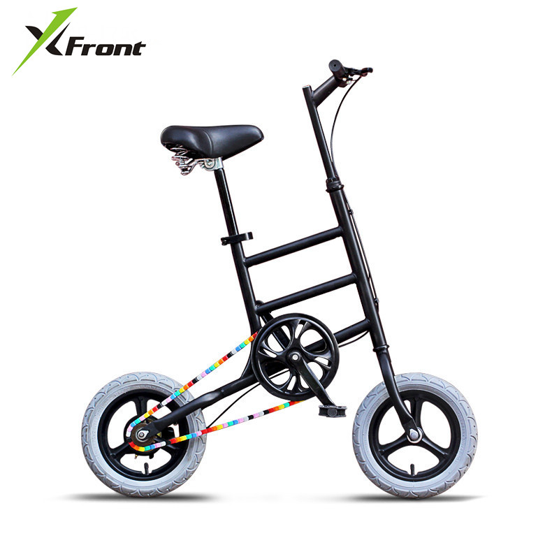 X-Front Road Bike 12 Inch Wheel Retro Light Weight Children Bicycle Boy Girl Lady BMX Bicicleta