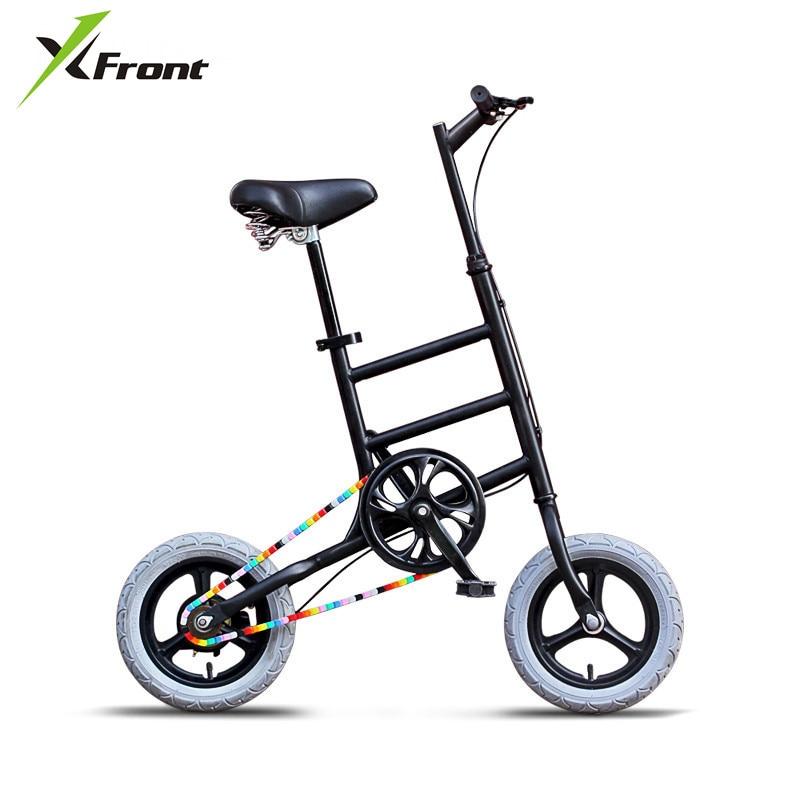 X-Front Road Bike 12 Inch Wheel Retro Light Weight Children Bicycle Boy Girl Lady BMX Bicicleta