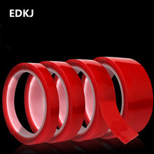 1pcs 3m 5mm 6mm 8mm 10mm 12mm 15mm Double Sided Adhesive Super Strong Transparent Acrylic Foam Adhesive Tape No Traces Sticker 2mm 10mm 10m 0 5mm thickness black super strong self adhesive foam car trim body double sided tape mobile phone dust proof tape