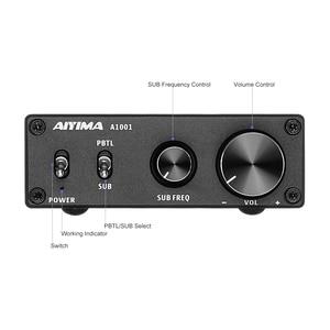 Image 2 - مضخم صوت AIYIMA 100W TPA3116D2, مكبرات صوت رقمية أحادية من الفئة D ، مضخم صوت منزلي ، تردد كامل