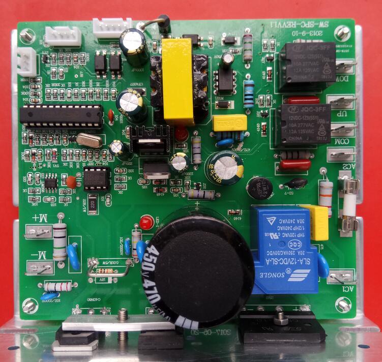 Reebok/Treadmill ZR08/ZR09/ZR8 main board computer board lower control board power board circuit board drive