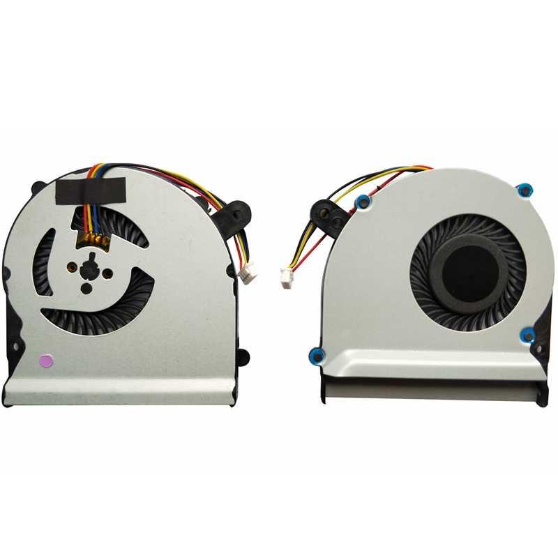 New Laptop CPU Cooling Fan For ASUS S400 S400C S400CA S400E X402C X402E F402C X502C Komputer Notebook Cooler Processor