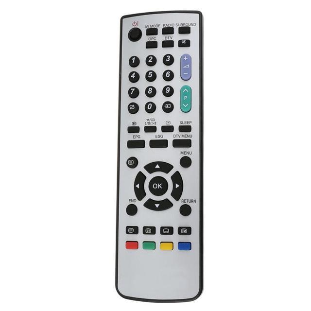 חדש LCD טלוויזיה שלט רחוק החלפת חד GA520WJSA GA531WJSA GA591WJSA GA574WJSA טלוויזיה אביזרי שלט רחוק מכירה לוהטת
