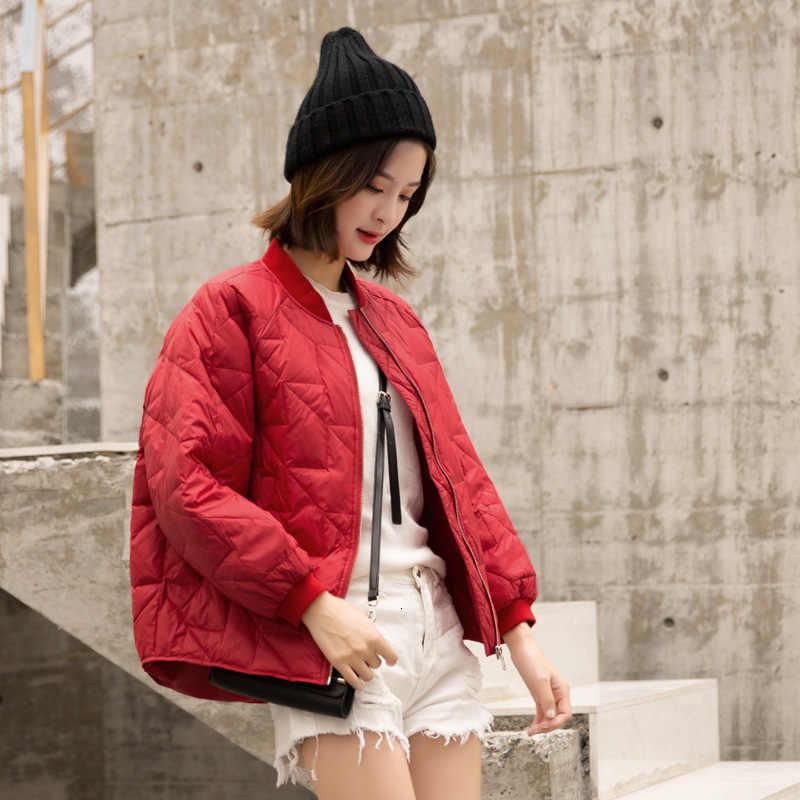 女性の冬のフグのコート女性カジュアル暖かいダウンジャケット上着パーカー大サイズ 2019