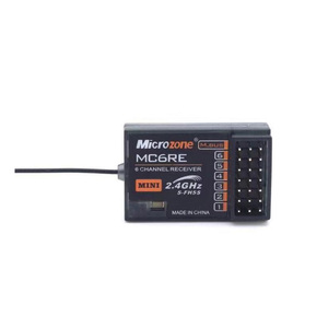 Image 5 - Microzone MC6C 2.4G 6CH Controller Zender Ontvanger Radio Systeem Voor Rc Vliegtuig Drone Multirotor Helicopter Auto Boot