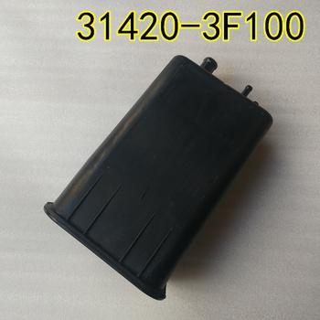 Dla hyundai TUCSON 04-10 SPORTAGE 04-10 OPIRUS AMANTI 03-06 oryginalny kanister 314203F100 kanister z węglem aktywnym tanie i dobre opinie XFHSXDPJ Częstotliwość-oddzielenie filtry 31420-3F100 31420 3F100 314203F100