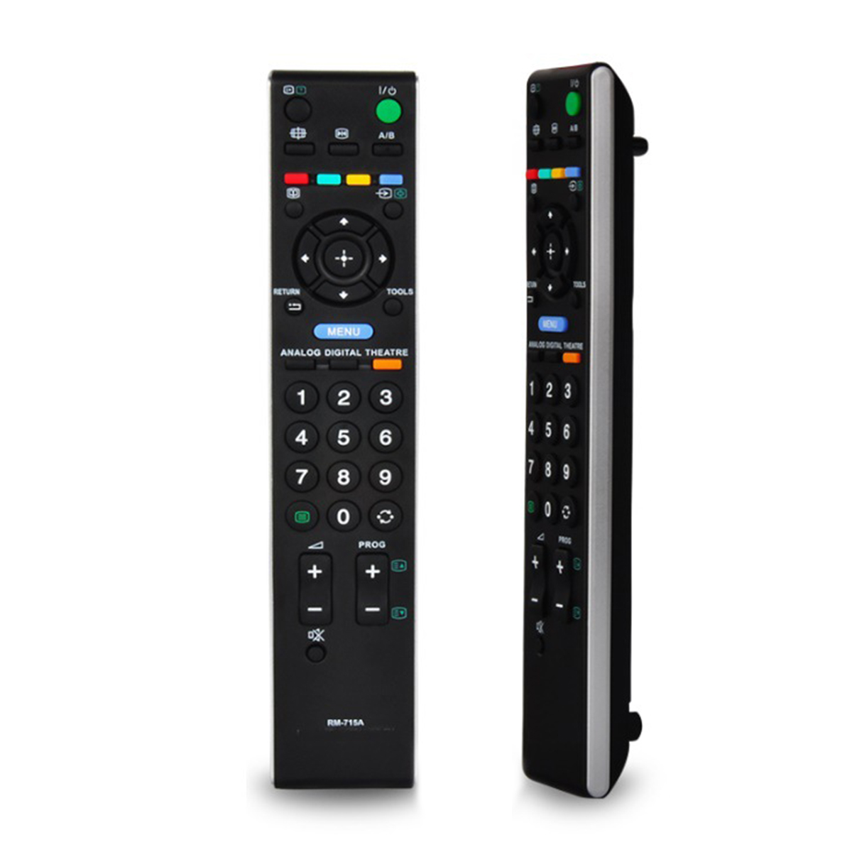 Universal Replacement Smart TV Remote Control RM-715A For Sony TV RM-ED009 RM-ED011 RM-ED012 image