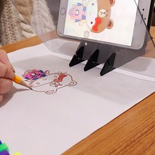 Plotter Projection-Board Table Imaging-Drawing-Board Sketch Painting Mirror-Plate Dimming-Bracket