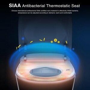 Image 5 - KOHEEL Display A LED Intelligente Sedile del Water Bidet Doppio Ugello Elettrico Della Copertura Intelligente Riscaldata Lavaggio A Secco di Massaggio Intelligente Coperchio del Wc
