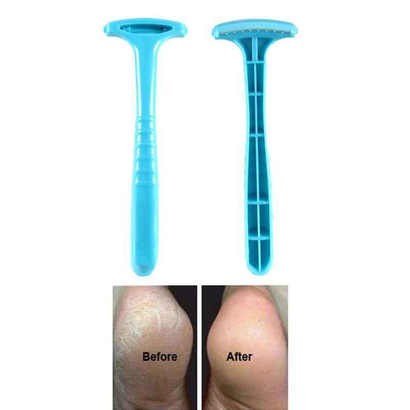File di piede Scrubber Pedicure Del Piede Sfregamento Peeling Calli Morte Della Pelle Rimuovere Dura Della Pelle Cracked Heel Repair