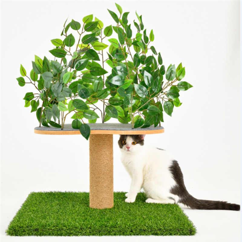 H1 Cat Litter Rattan Cat Room Cat Villa Pet Dog Nest Small Dog