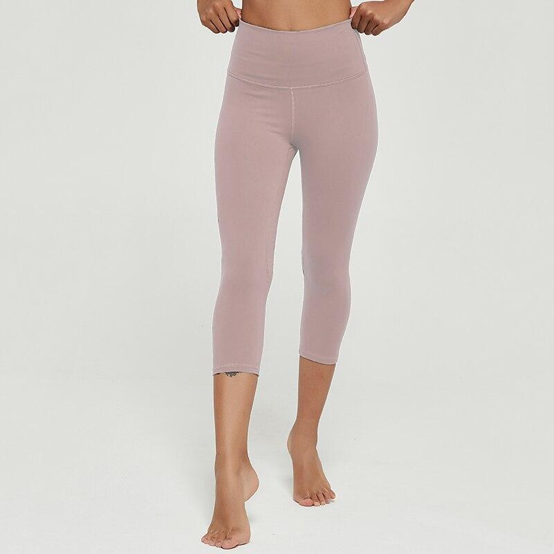 Cardism Women's Yoga Pants High Waist Sports Leggings  For Fitness Clothing Push Up Calf-Length Running Sweatpants Women Pants 4