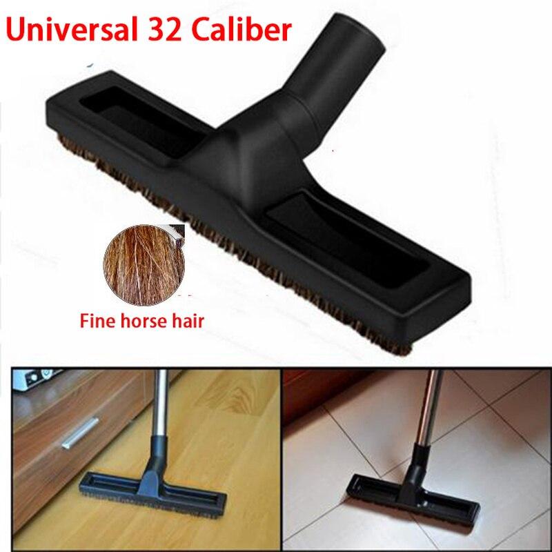 Vacuum Cleaner Accessories Brush Head Suction Wood Floor Special Horsehair Floor Brush Care Suction Brush General Suction Head