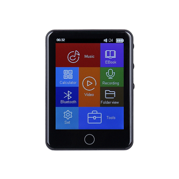 8GB Touchscreen  Mutil Use for Portable Recording   2