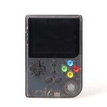 RG300 видео Игровая приставка, чехол для телефона в виде ретро-игровой 300 ручной, 3 дюйма, ips экран Портативный игровая консоль плеер rg300