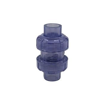 Zawór zwrotny spustowy do rury kanalizacyjne zawór basenowy pcv średnica wewnętrzna 20 25 32 40 50 63mm zawór zwrotny zawór zwrotny zawór zwrotny tanie i dobre opinie