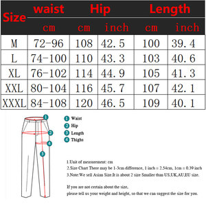 Image 5 - Men Fashion Pants Cargo Overalls Streetwear Joggers Hip Hop Sweatpants Casual Breathable Brand Trousers Male Harem Pants Casual