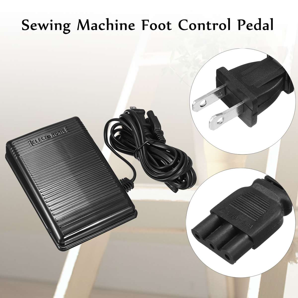 Domestic Sewing Machine Foot Speed Control Pedal For Singer 4600 6230 7000