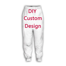 Tessffel Dropshipping Men Factory Custom Trousers 3d DIY Polyester Spring Autumn Sweatpants Jogger Pants Hip Hop Pant