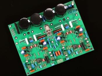 British Sutton A25B circuit sanken C2922 A1216 tube 80W*2 8R Pre-stage + post-stage merger amplifier board