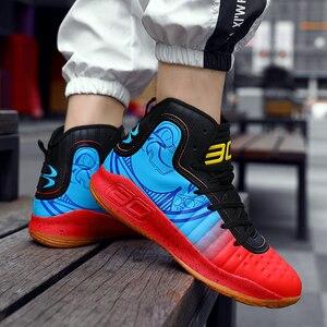 Image 1 - Männer Casual Schuhe männer Atmungs Training Net Schuhe Klassische Tennis Schuhe männer Sport Basketball Schuhe Sapatos Große größe