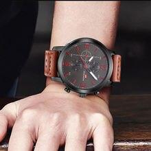 2020 модные мужские часы Топ люксовый бренд водонепроницаемые
