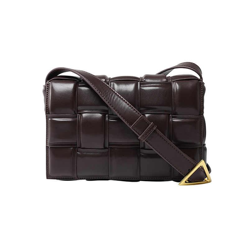Webart Echt Leder Kleine Klappe Luxus Handtaschen Umhängetaschen Für Frauen Designer Schulter Messenger Tasche Berühmte Marke