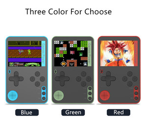 Coolbaby New Portable Card Handheld Game Console Built in 500 Game No Repeat Game Console For iPhone Shell Children Game Gift