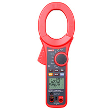 UT221 2000A 750V digital clamp meter resistance frequency surge current digital clamp meter multimeter victor 6056e vc6056e digital clamp meter jaw open 55mm portable design can be one handed operation