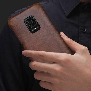 Image 4 - Funda funda de teléfono para Xiaomi Redmi Note 9 S 8 7 6 5 K30 Mi 9 se 9T 10 Lite A3 Mix 2s Max 3 Poco F1 X2 X3 F2 Pro Crazy Horse