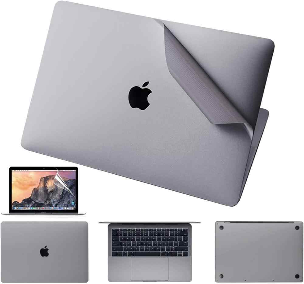 "Body Guard Beschermende Vinyl Decal Case Cover Skin Voor Apple Macbook Pro16 ""A2141 13"" 15 ""A2289 A1706 a2289 Top/Bottom/Palmguard"