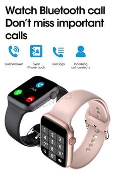 Lemfo Iwo 13 Pro W37 Smart Watch Men 2021 Bluetooth Call Custom Dial Sleep Monitor Women Smartwatch Pk Dt100 Hw16 Smart Watch 5