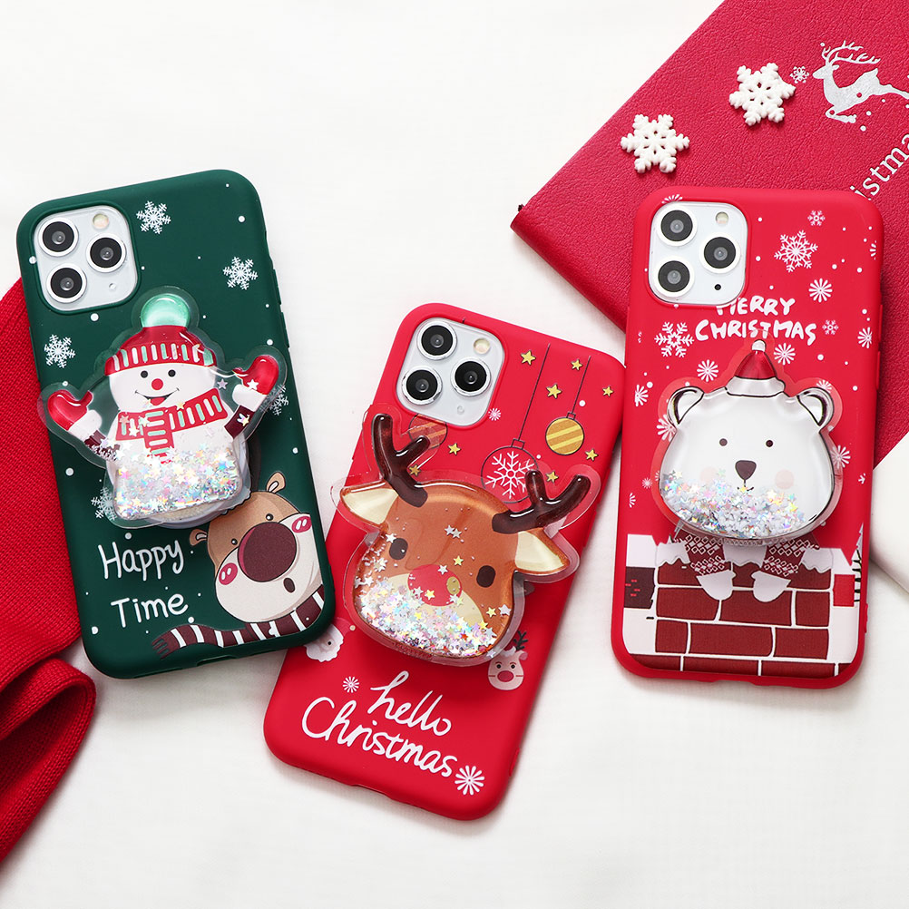 Christmas Kickstand Cases For iPhone 12 Pro Max