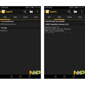 Image 5 - 50 قطعة NTAG215 بطاقة NFC عملة العلامة ل TagMo منتدى Type2 بطاقات شعارات NFC Ntag 215 رقاقة 504 بايت قراءة الكتابة شحن مجاني