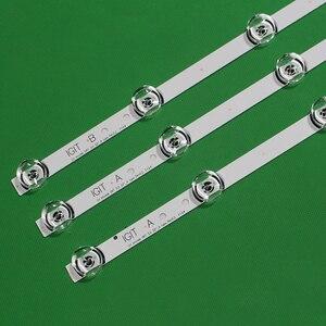 "Image 5 - 3 X Led Backlight Strip Voor Lg 32 ""Tv Innotek Drt 3.0 32 Lg Het Drt3.0 Wooree Een/B Uot 32MB27VQ 32LB5610 32LB552B 32LF5610 Lg 32lf560"