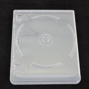 Image 5 - CD DVD Disc Kunststoff Fall Kapazität Disc CD Lagerung Box für PS3