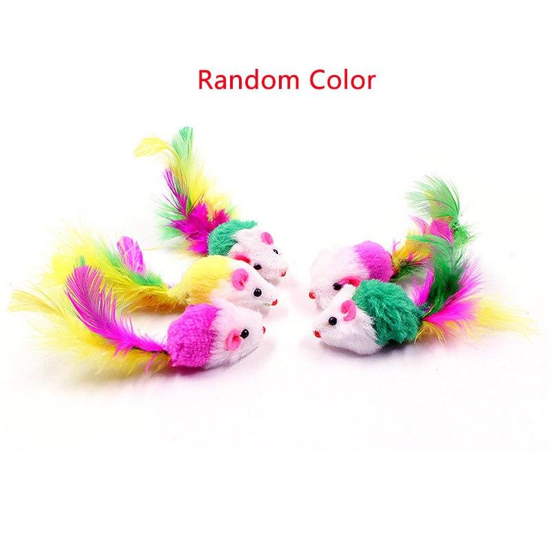 Модные мини-игрушки для шлифовки зубов, кошачья мята, забавный интерактивный плюшевый Кот, игрушка для питомца, котенок, жевательные вокальные когти, Когти для кошек - Цвет: Random color