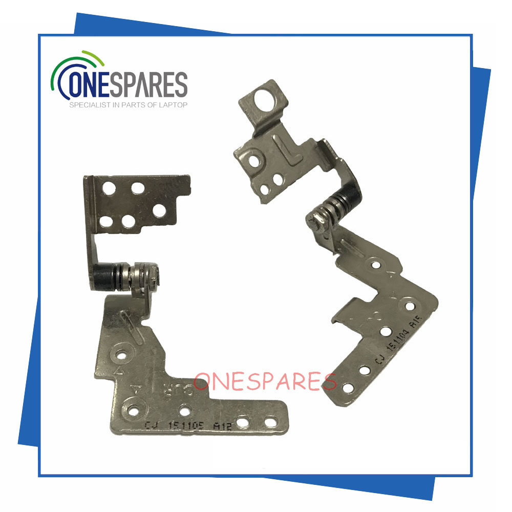 New Laptop LCD Screen <font><b>Hinges</b></font> Bracket For <font><b>Lenovo</b></font> <font><b>S400</b></font> S405 S410 S415 Sets Left & Right AM0SB000200 AM0SB000300 image