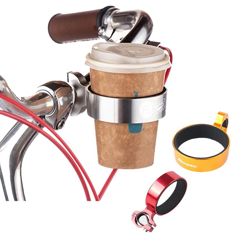 Bicycle <font><b>Bike</b></font> Cycling Cup <font><b>Holder</b></font> Coffee <font><b>Drink</b></font> Bottle Handlebar Mount Bracket Tool image