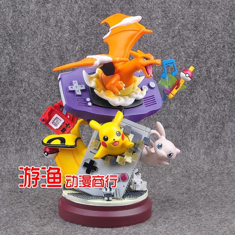 Figure, Statue, Resin, Pokemon, Model, Action