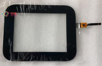 8 inch touch screen Glass panle P/N GZDC080_C02_CHD Capacitive touch screen panel repair replacement parts