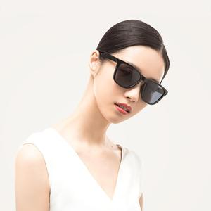 Image 2 - Xiaomi Mijia Youpin TAC קלאסי כיכר משקפי שמש לגבר ואישה מקוטב עדשת מקשה אחת עיצוב ספורט נהיגה משקפי שמש