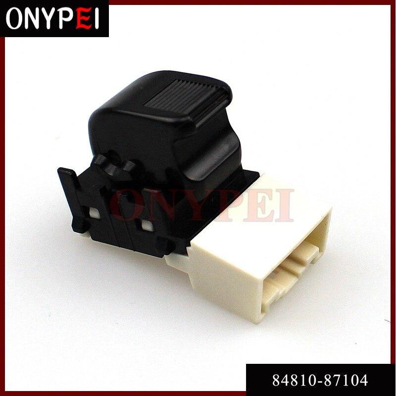 Электрические Оконные переключатели 84810-87104 для Daihatsu Sirion Toyota Avanza 8481087104