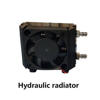 Hydraulic Radiator Model Excavator Loader Dump Truck Mini Oil Cooling