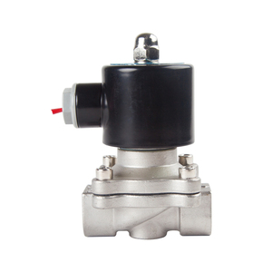 """Image 5 - Stainless steel Electric Solenoid Valve 1/4"""" 3/8"""" 1/2"""" 3/4"""" 1"""" Normally Closed Pneumatic for Water Oil Air gas 12V/24V/220V/110V"""