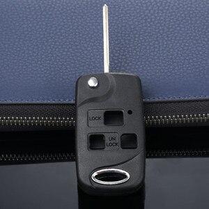 Image 5 - Étui pour clé pliable à 3 boutons