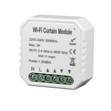Для tuya smart life wifi занавес переключатель модуль для рольставни