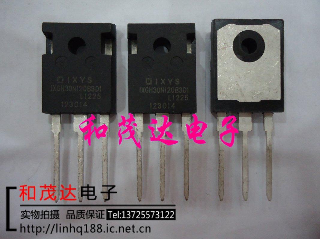 1 шт. новый оригинальный IXGH30N120B3D1 TO-247 1200V30A в наличии