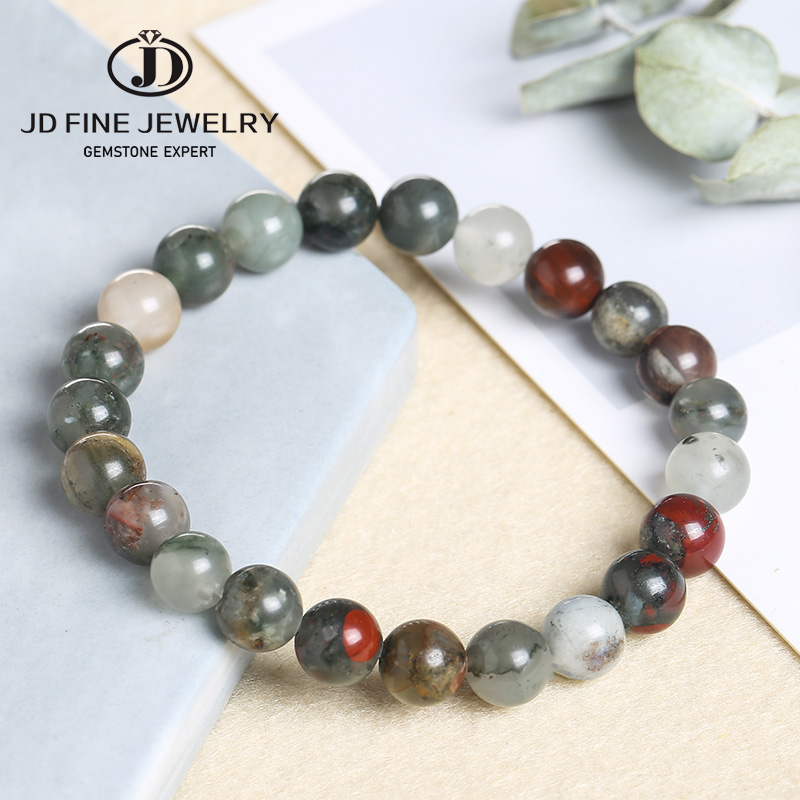 bracelet vintage old beads beautiful natural bracelet bead red beads natural